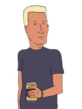 Boomhauer will read for you